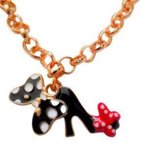Minnie Noir Bracelet